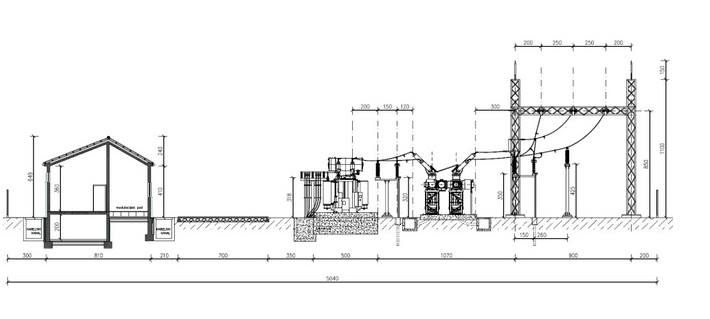 Amped-Speicalist-Electrical-Services-Design-Services-CAD-Substation-Elevation